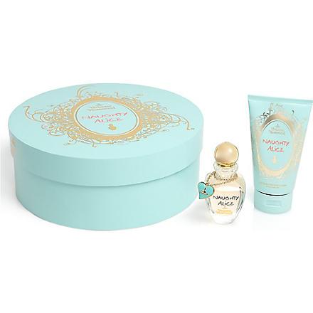 VIVIENNE WESTWOOD Naughty Alice eau de parfum 50ml gift set edp