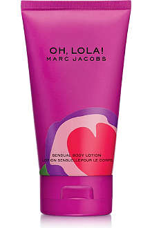 MARC JACOBS Oh, Lola! body lotion 150ml