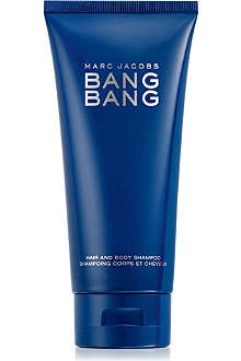 MARC JACOBS Bang Bang hair & body wash 200ml