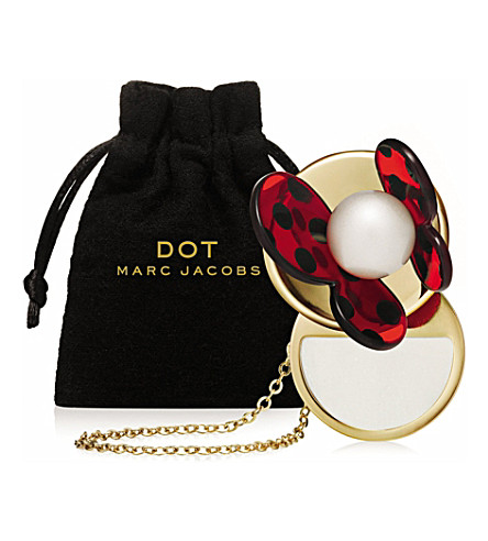 MARC JACOBS Dot solid parfum necklace