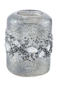 COACH HOUSE Encrusted tealight holder