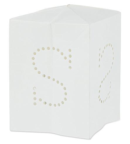 COACH HOUSE Paper lantern