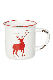 COACH HOUSE Deer mug