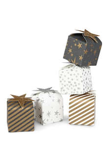 MERI MERI New Year treat boxes pack of 18
