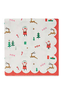 MERI MERI Jolly small napkins