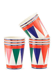MERI MERI The Nutcracker paper cups eight pack