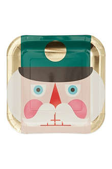 MERI MERI The Nutcracker paper plates eight pack