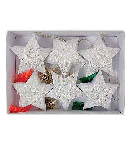 MERI MERI Star hanging gift boxes