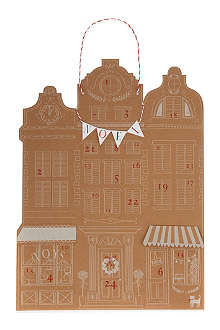 MERI MERI Toyshop advent calendar 38cm