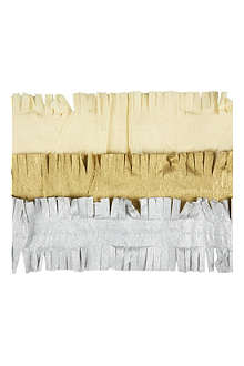 TALKING TABLES Fringed garlands