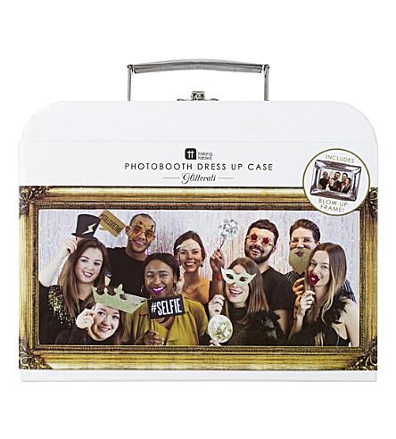TALKING TABLES Glitterati photo booth prop kit