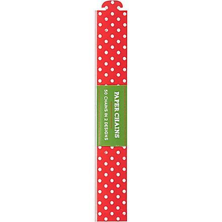 TALKING TABLES Paper chains 50 pack