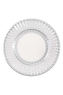 TALKING TABLES Large paper plates pack of 8