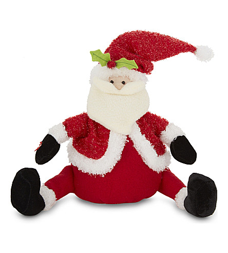 CHRISTMAS Singing & dancng Santa 21cm