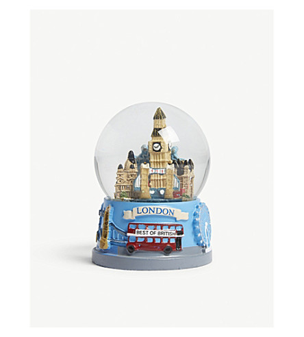 LONDON London snow globe 9cm