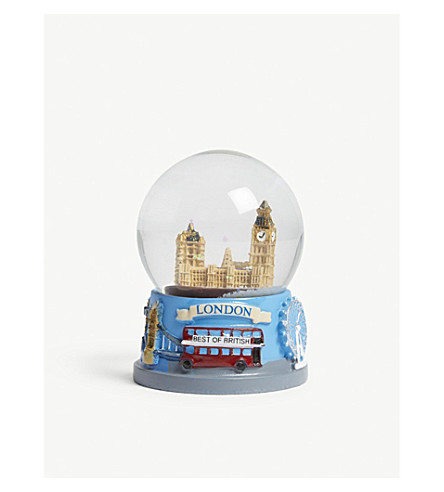 LONDON Houses of Parliament snow globe 9cm