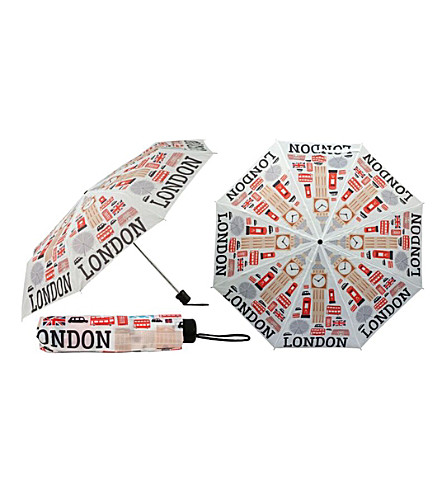 LONDON Collapsible london umbrella