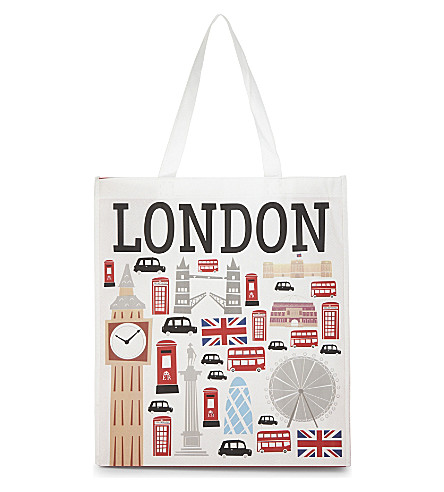LONDON London icons shopper