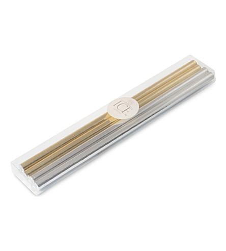 ICE LONDON 包 4 金属铅笔