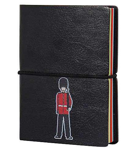 ICE LONDON Hello London guard notebook