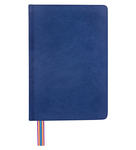 ICE LONDON Velvet notebook
