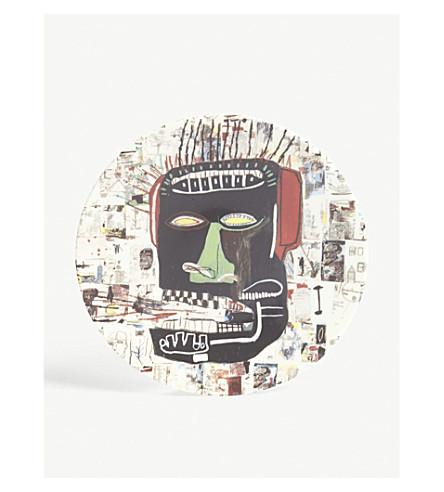 LIGNE BLANCHE 'Glenn' Limoges porcelain plate 21cm