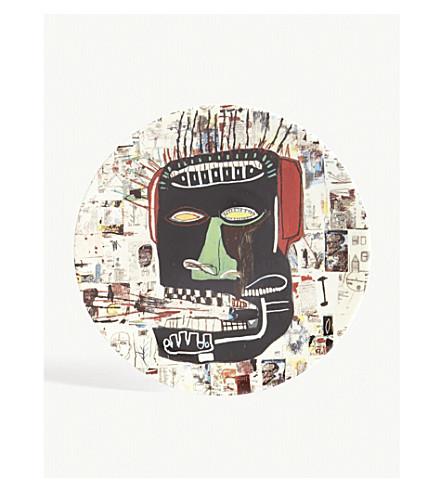 LIGNE BLANCHE 'Glenn' Limoges porcelain plate 27cm