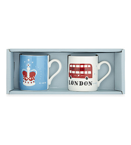 ALICE TAIT London espresso set