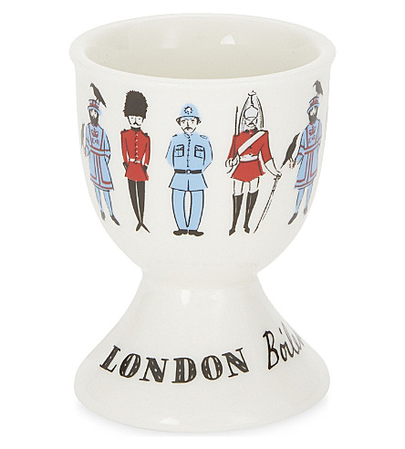 LONDON London egg cup