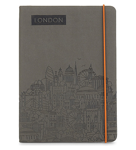 SKETCH LONDON London A5 notebook