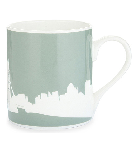 SNOWDEN Tower Bridge mug