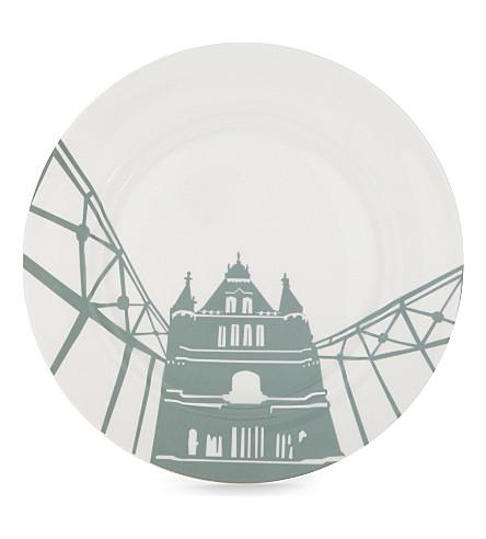 SNOWDEN Tower Bridge print plate