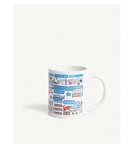 TALENTED Birmingham landmarks mug