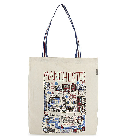 TALENTED Large tote bag