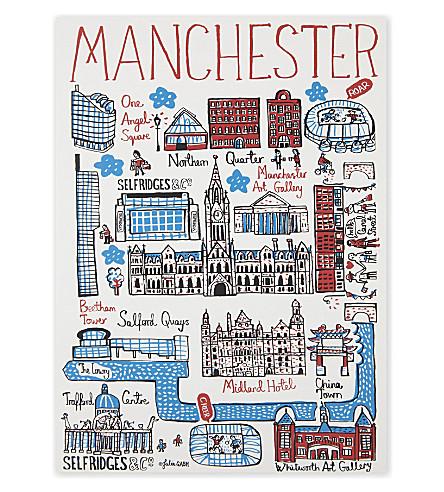 TALENTED Manchester plain A5 notebook