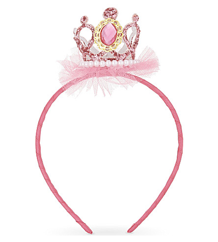 DRESS UP Jewel crown hairband 19cm