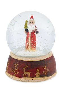GISELA GRAHAM Nostalgia snow globe 8cm
