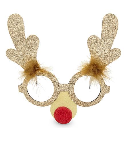 DRESS UP Reindeer antler glasses