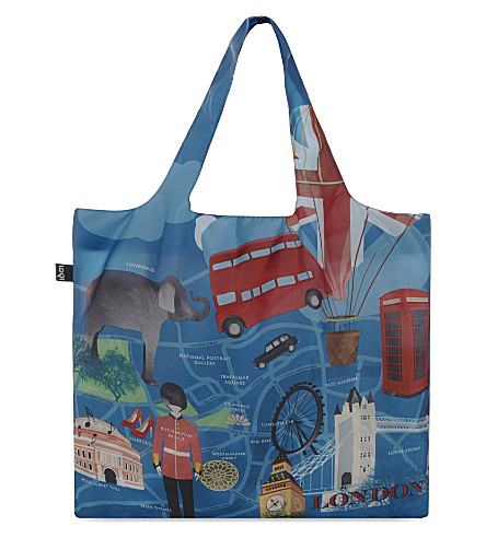 LOQI Foldable London tote