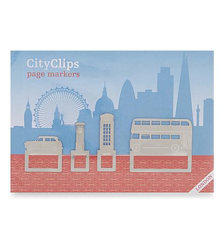 TURNAROUND PUBLISHING London icon bookmarks