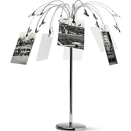 UMBRA Fotofalls desktop photo tree (Nickel