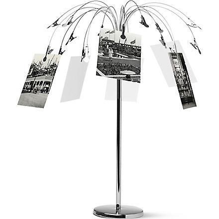 UMBRA Fotofalls desktop photo tree (Nickel