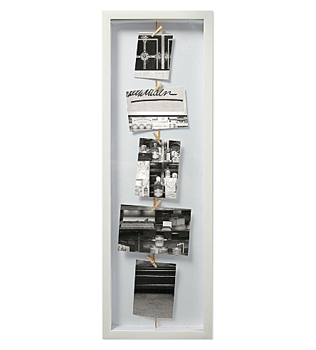UMBRA Clothesline photo display