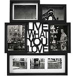 UMBRA Live What You Love Motto photo frame
