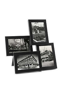 UMBRA Lira four-piece photo frame 4