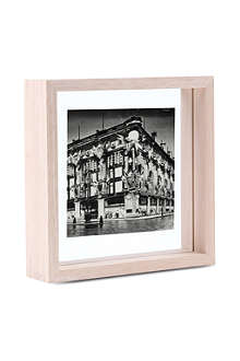 Square floating box photo frame 8