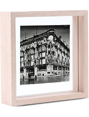 XL BOOM Square floating box photo frame 8