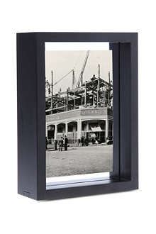 Floating box coffee bean photo frame 5