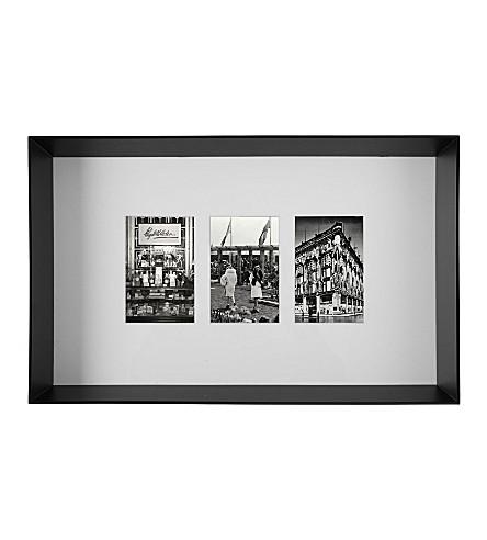 XL BOOM Prado triple photo frame 4