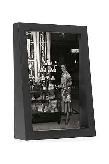 Triangle coffee bean photo frame 6